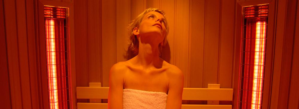 sauna goed voor de huid